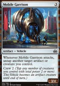 Mobile Garrison - Aether Revolt