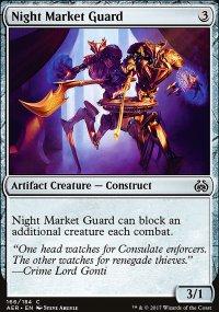 Night Market Guard - Aether Revolt