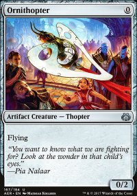 Ornithopter - Aether Revolt