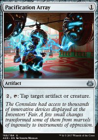 Pacification Array - Aether Revolt