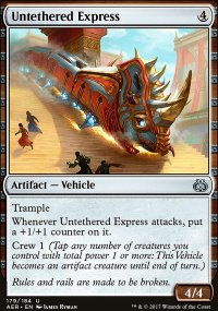 Untethered Express - Aether Revolt