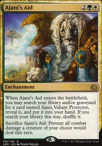 Ajani's Aid - Aether Revolt