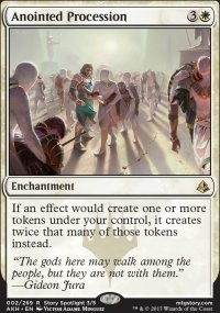 Anointed Procession - Amonkhet