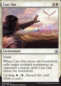 Cast Out - Amonkhet