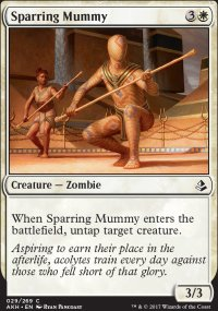 Sparring Mummy - Amonkhet