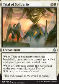 Trial of Solidarity - Amonkhet