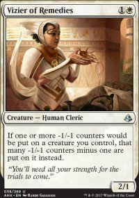 Vizier of Remedies - Amonkhet