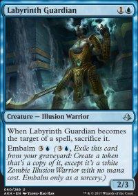 Labyrinth Guardian - Amonkhet