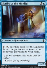 Scribe of the Mindful - Amonkhet