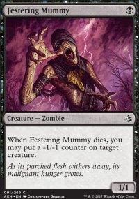 Festering Mummy - Amonkhet