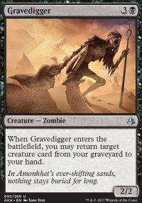 Gravedigger - Amonkhet
