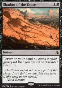 Shadow of the Grave - Amonkhet