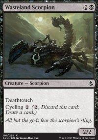 Wasteland Scorpion - Amonkhet