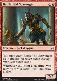 Battlefield Scavenger - Amonkhet
