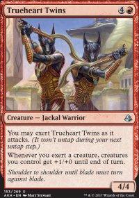 Trueheart Twins - Amonkhet