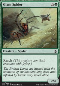 Giant Spider - Amonkhet