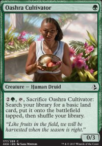 Oashra Cultivator - Amonkhet