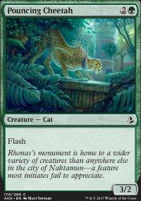 Pouncing Cheetah - Amonkhet