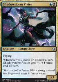 Shadowstorm Vizier - Amonkhet