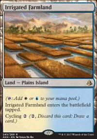 Irrigated Farmland - Amonkhet
