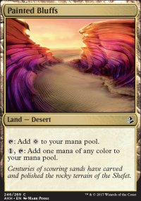 Painted Bluffs - Amonkhet