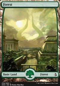 Forest 1 - Amonkhet