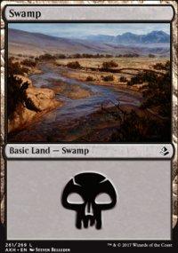 Swamp 2 - Amonkhet
