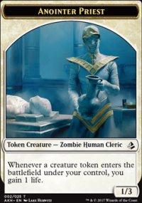 Anointer Priest Token - Amonkhet
