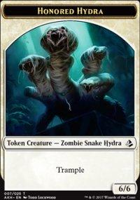 Honored Hydra Token - Amonkhet