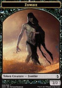 Zombie - Amonkhet