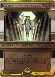 Containment Priest - Amonkhet Invocations