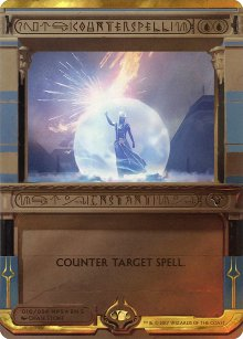 Counterspell - Amonkhet Invocations