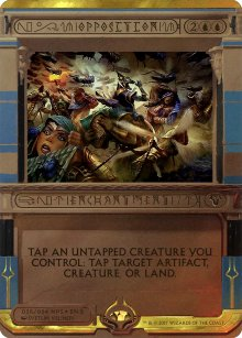Opposition - Amonkhet Invocations