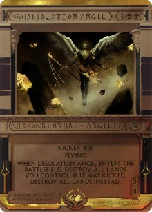 Desolation Angel - Amonkhet Invocations