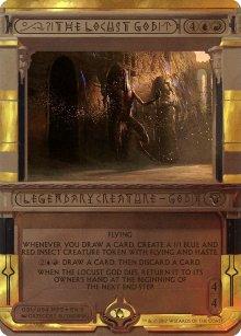 The Locust God - Amonkhet Invocations