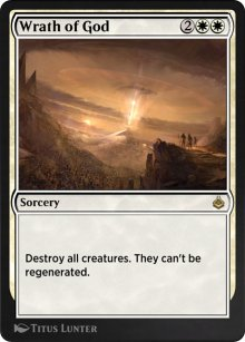 Wrath of God - Amonkhet Remastered