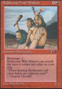 Balduvian War-Makers 1 - Alliances