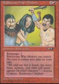 Balduvian War-Makers 2 - Alliances