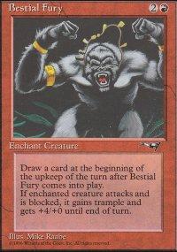 Bestial Fury 1 - Alliances