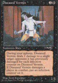 Diseased Vermin - Alliances