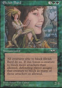 Elvish Bard - Alliances