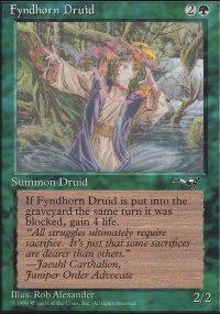 Fyndhorn Druid 1 - Alliances
