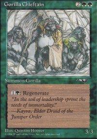 Gorilla Chieftain 1 - Alliances