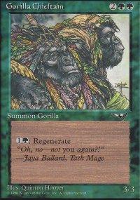 Gorilla Chieftain 2 - Alliances