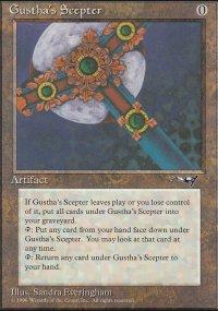 Gustha's Scepter - Alliances