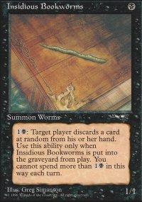 Insidious Bookworms 1 - Alliances