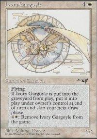 Ivory Gargoyle - Alliances