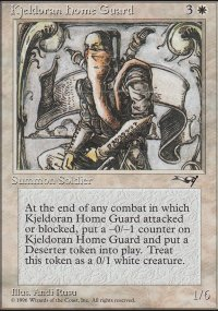 Kjeldoran Home Guard - Alliances