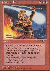 Omen of Fire - Alliances