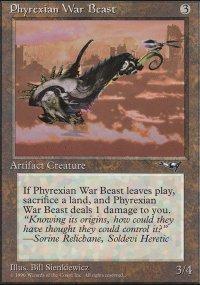 Phyrexian War Beast 2 - Alliances
